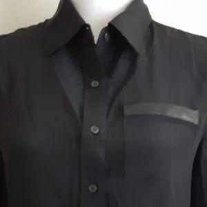 The shirt Rochelle Behrens button up